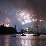 Sydney '05/'06 New Years Fireworks