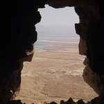 View from Massada