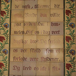 Lord's Prayer in Danish