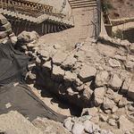 Excavation around the Temple Mount