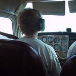 Mom flying N5207D