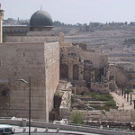 Temple Mount excavations