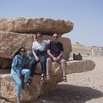 Gail, Reena, and Noam