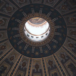 Cupula of the dome of St. Peter's